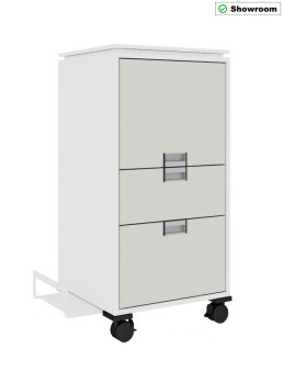 MOBY ll STEELCASE SCHUB-FRONT