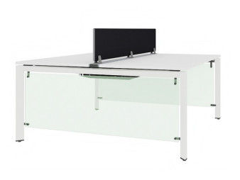 BENCH STEELCASE FRAME ONE PLUS BENCH