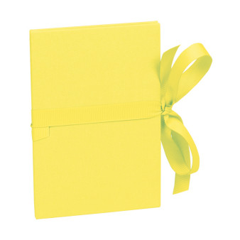 Leporello 12 x 17 Classico lemon