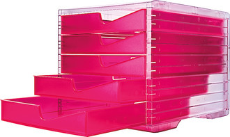 SCHUBL.SET STYRO SWINGBOX NPINK