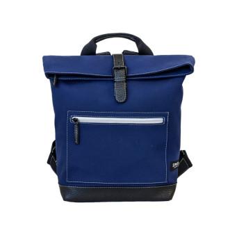 Rucksack Malibu 1 klein blau