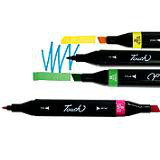 TOUCH TWIN MARKER YELLOW ORCHE