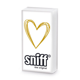 Taschentücher Sniff Pure Heart