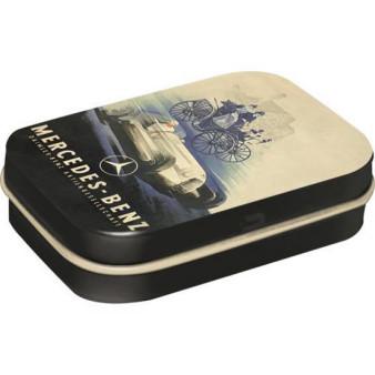 Mint Box, Mercedes-Benz - Silver Arrow, 6x2x4