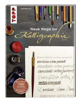 Buch 6056 Neue Wege zur Kalligraphie