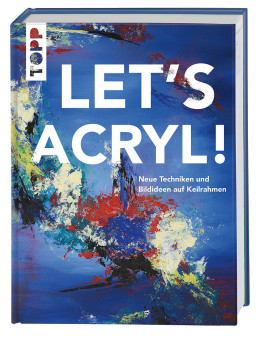 Buch - Let´s Acryl!