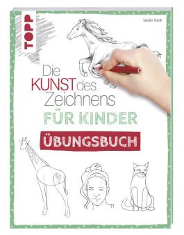 Kunst des Zeichnens Kinder Übungsbuch