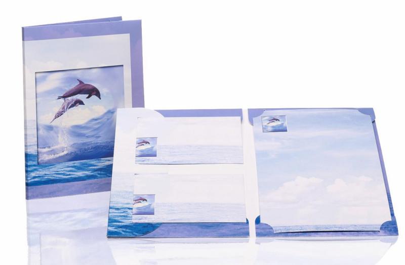 Kinder-Papeterie Flipper