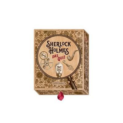 Quiz - Sherlock Holmes