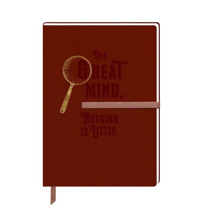 Notizbuch DIN A5 Sherlock Holmes