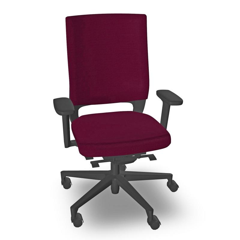 Bürodrehstuhl Klöber Mera Kunststoffrücken