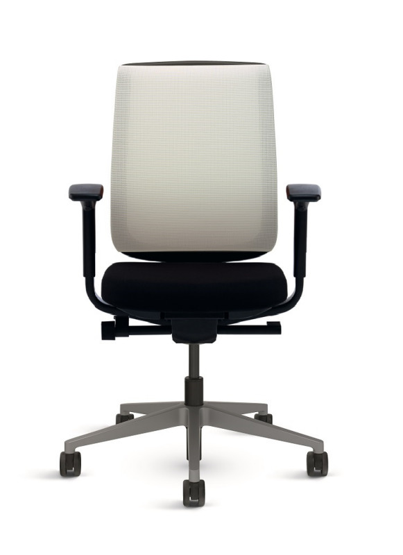 BÜROSTUHL STEELCASE REPLY AIR WEISS