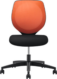 BÜROSTUHL GIROFLEX 353-3018 ORANGE