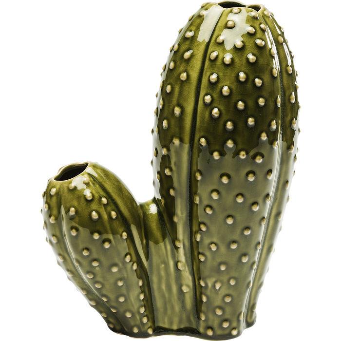 Deko Vase Texas Kaktus Duo 30cm