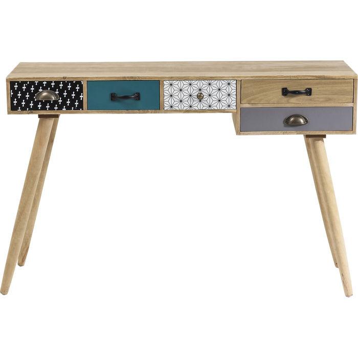 Schreibtisch Capri 118x40cm