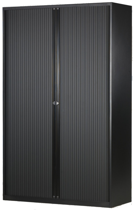 SCHRANK ROLLLADEN BISLEY H1980 x B1000 x T430 mm