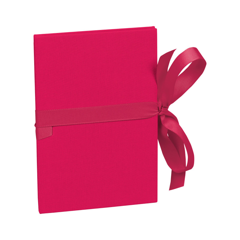 Leporello 12 x 17 Classico pink