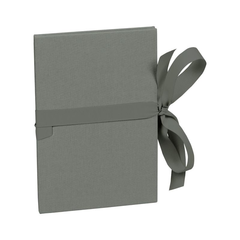 Leporello 12 x 17 Classico grey