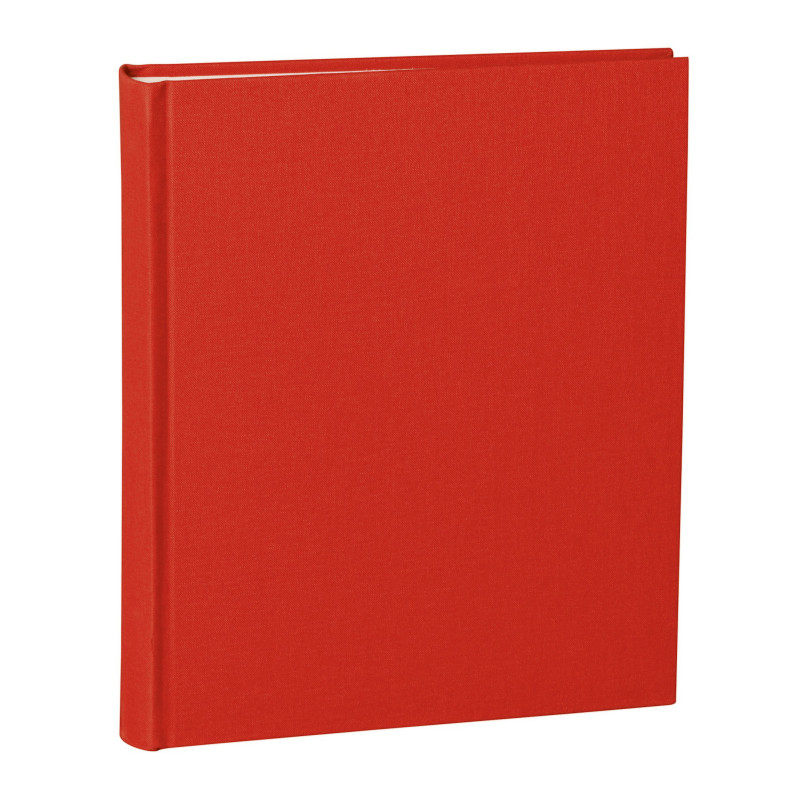 Fotobuch 21 x 25 Medium red