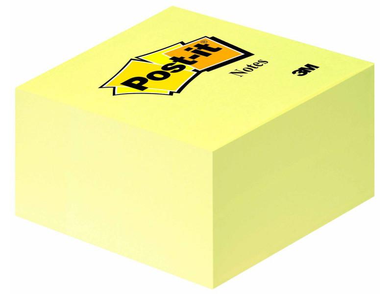 POST-IT BLOCK 76x76 GELB/à450