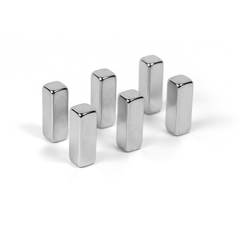 Magic Magnets STICK 6er Set silber