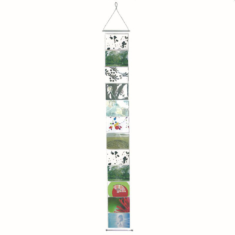 Fotodisplay LOOK H12 mit 12 horizontalen Fototaschen