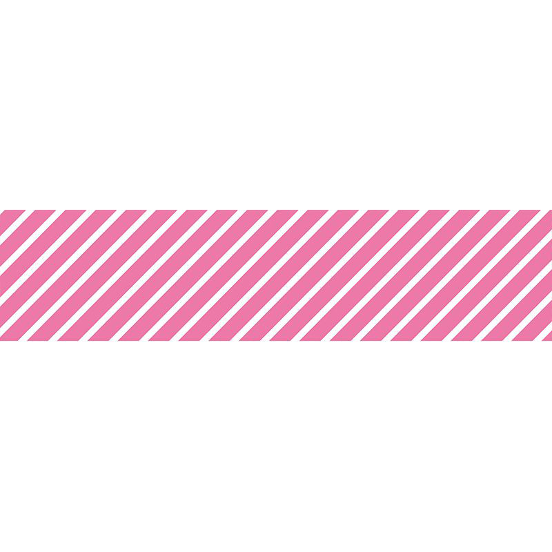 KLEBB.MASTÉ BASIC Neon Pink/Stripe 15mm