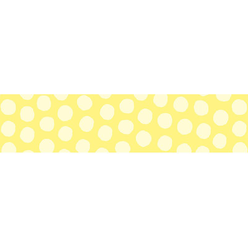KLEBB.MASTÉ DRAW ME Dot Yellow 10m/15mm