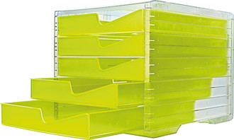 SCHUBL.SET STYRO SWINGBOX NGELB