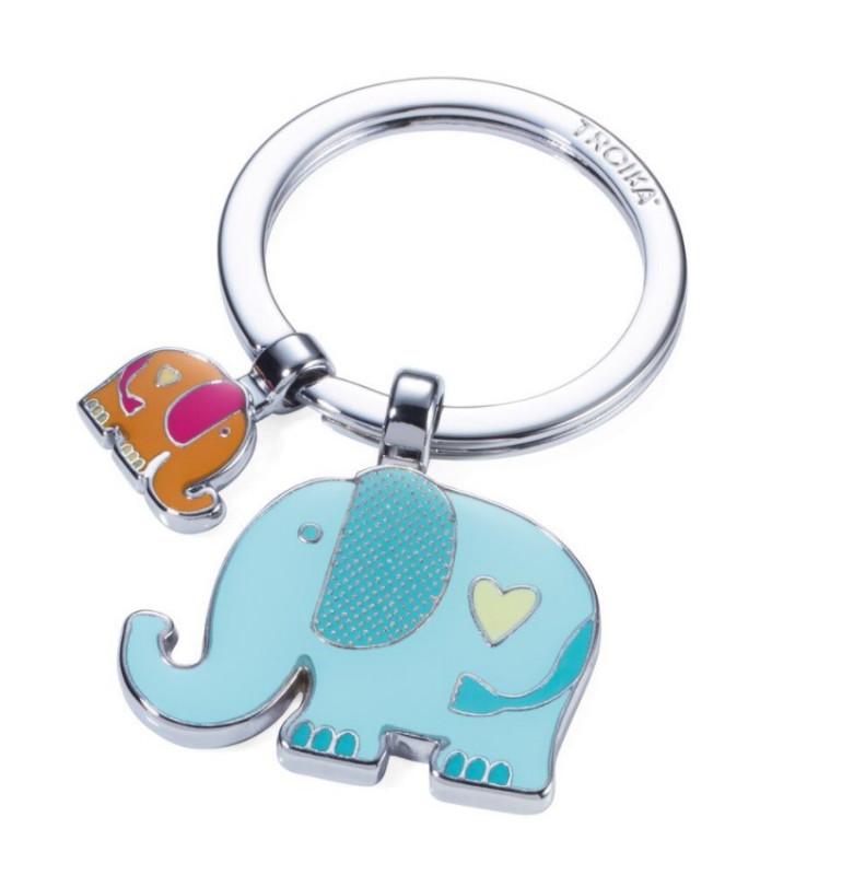 TROIKA Rüsselb.Schlüsselanhänger Elefant