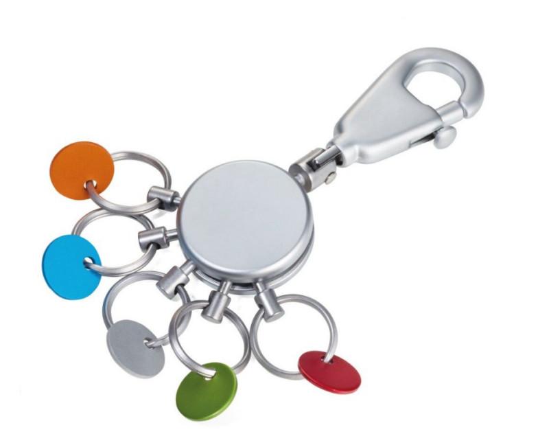 TROIKA PATENT colour Schlüsselh.