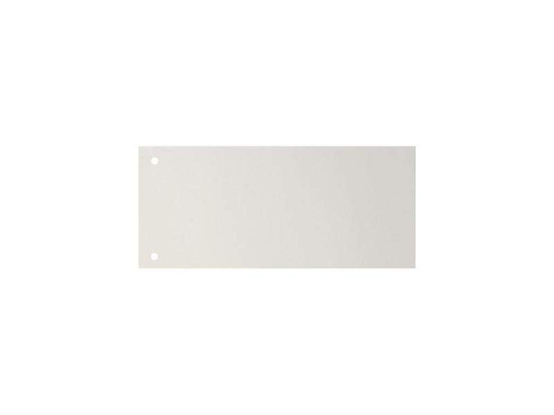 TRENNSTREIF.10x23.5 2-L.WEIS/100