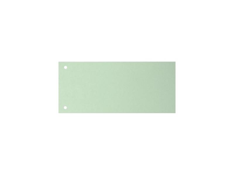 TRENNSTREIF.10x23.5 2-L.GRÜN/100