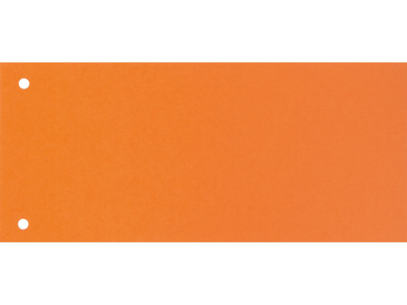 TRENNSTREIF.10x23.5 2-L.ORANG/100
