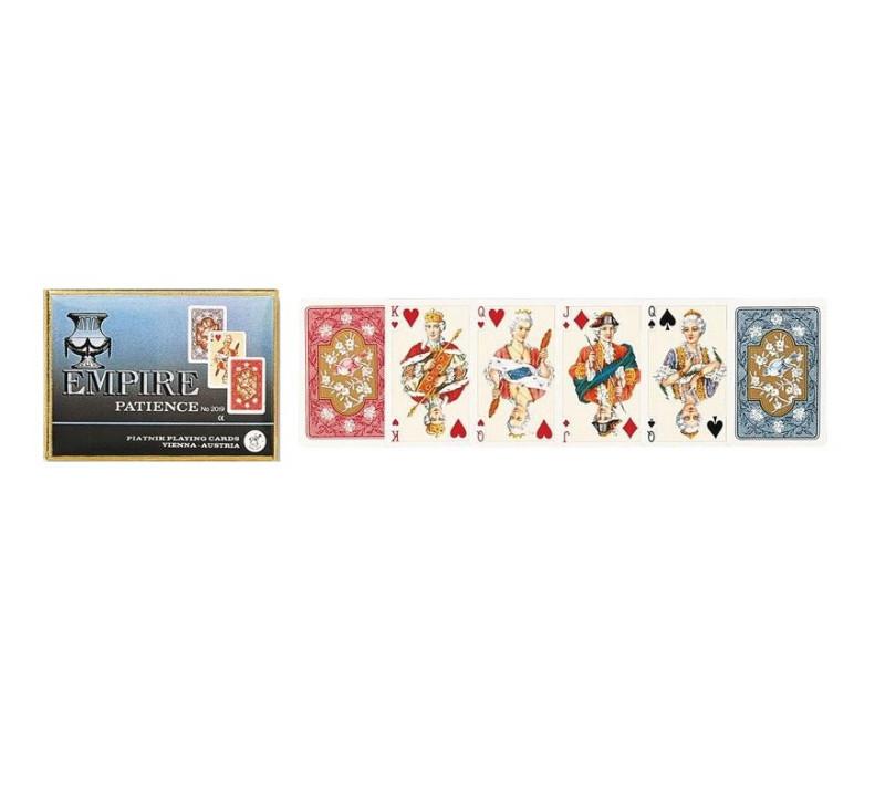 Kartenspiel Patience Empire