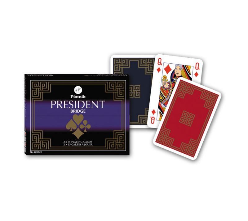 Kartenspiel Bridge President