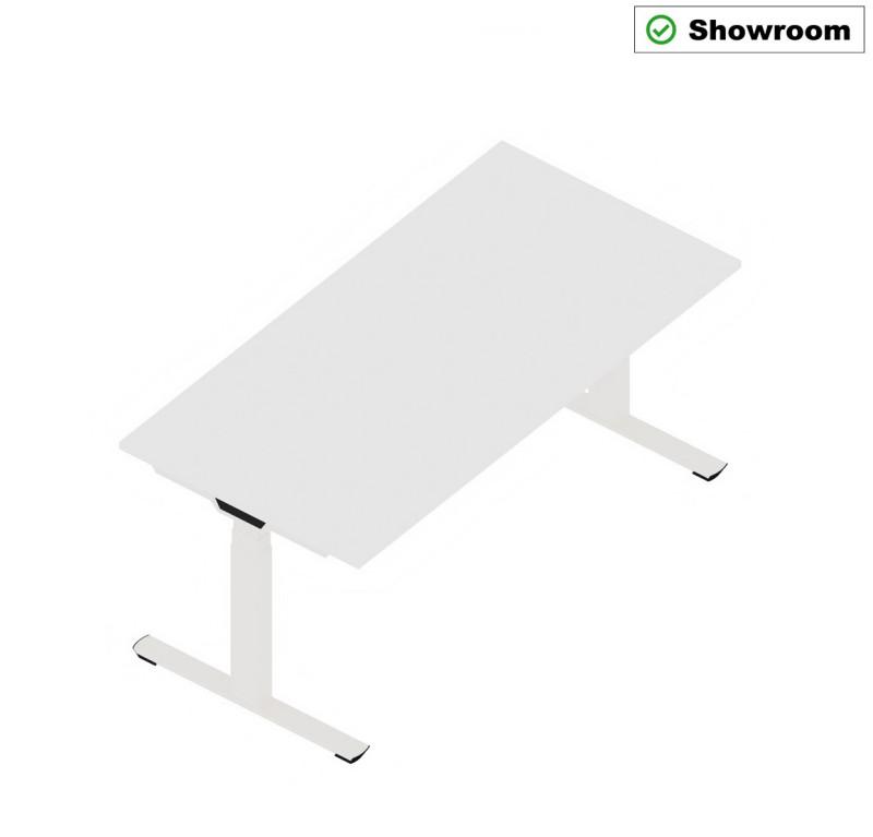 Tisch CREW T Lift weiss B: 1600