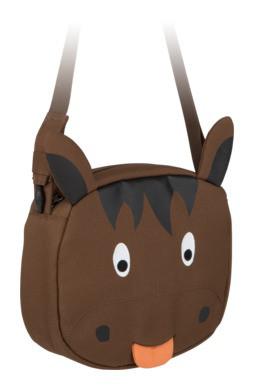 Kindergartentasche Paula Pferd braun AFZ-FSB-001-015