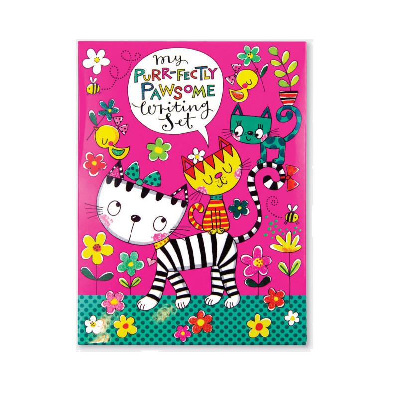 Kinder-Papeterie Rachel Ellen Cats