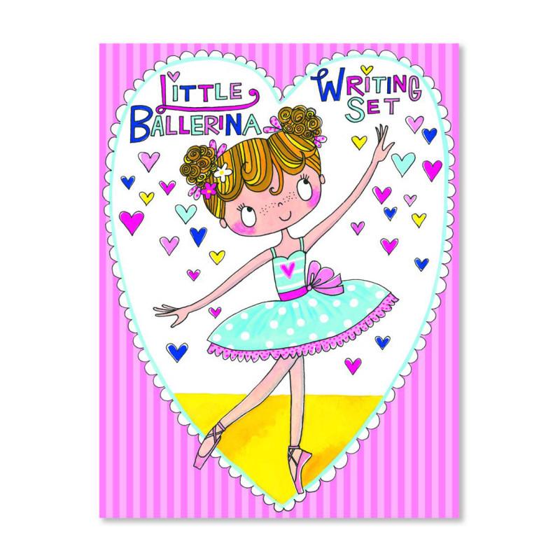Kinder-Papeterie Little Ballerina