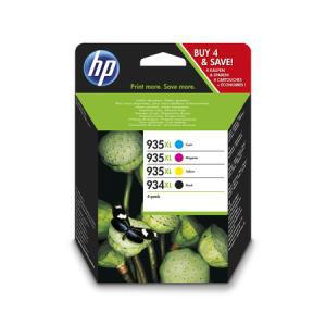 DRUCKP.HP COMBO 934/935XL CMYBK