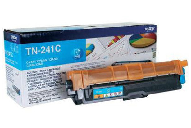 TONER BROTHER TN-241 CYAN