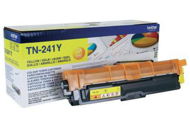 TONER BROTHER TN-241 YELLOW