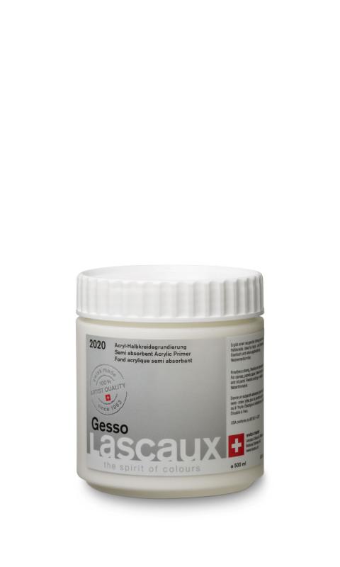 LASCAUX GESSO 500ml C2020