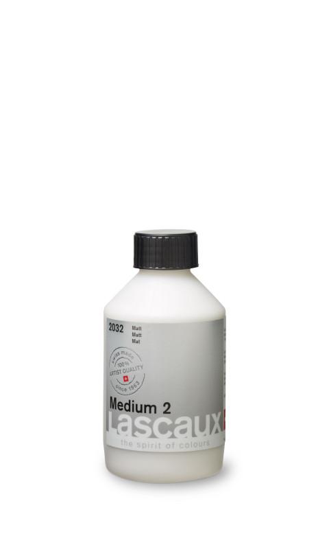LASCAUX MEDIUM 2 MATT 250ml
