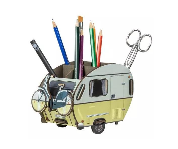 Stiftebox Wohnwagen