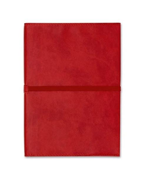 Notizbuch Jack-Book A5 dunkelrot