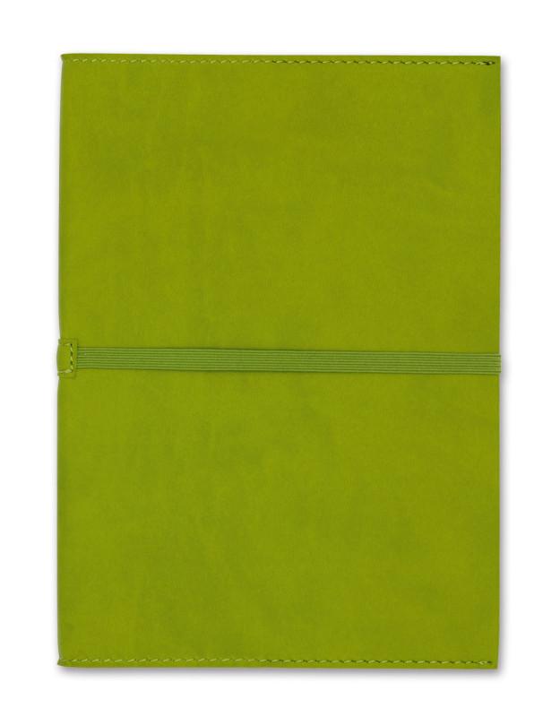 Notizbuch Jack-Book A5 grün