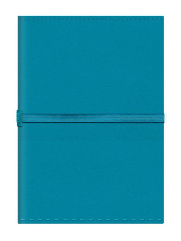 Notizbuch Jack-Book A5 türkis