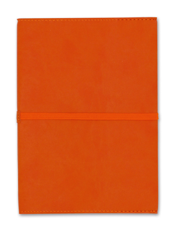 Notizbuch Jack-Book A6 orange